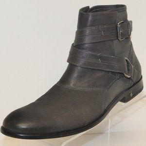 John Varvatos Chelsea Buckle Boots